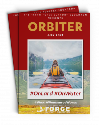 July Orbiter Magazine Stack