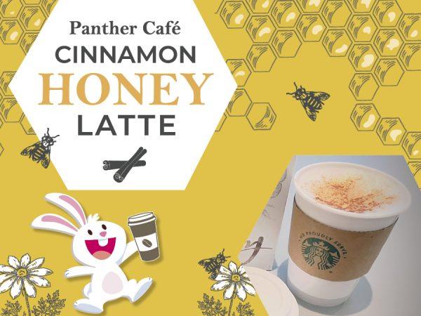 Panther Café April Drink Slide
